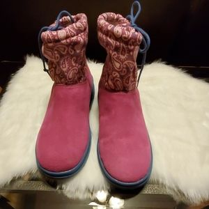 UGG boots Slouchy MiniBoots 10